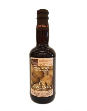 Birra Artigianale senza Glutine La Castanea - cl 33