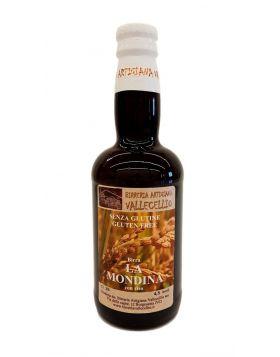 Birra Artigianale Senza Glutine La Mondina - cl 33