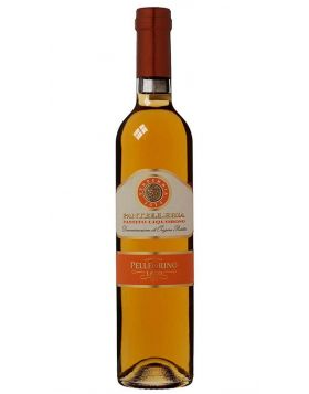 Passito Liquoroso Di Pantelleria DOP Cantine Pellegrino