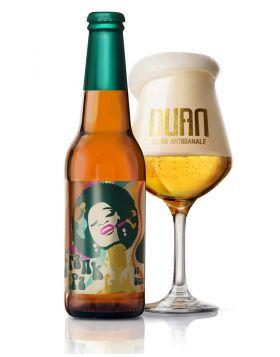 Birra Artigianale - FRANK IPA - Duan  33CL