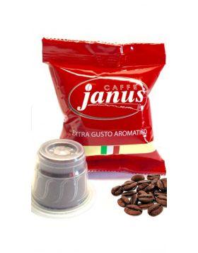 100 Capsule EXTRA Compatibili Nespresso -  Janus