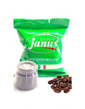 100 Capsule SUPER Compatibili Nespresso - Janus