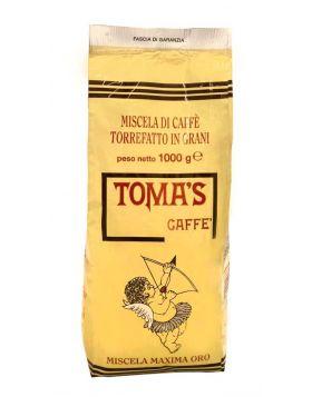 Maxima Oro Caffè Macinato 1 kg -Toma's Caffè